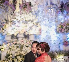 Floral Engagement of Han & Marlyn by Gregorius Suhartoyo Photography
