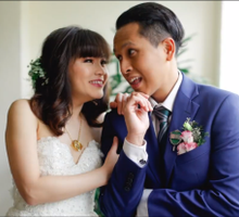 Kerby and Lance wedding by Team Benitez Photo