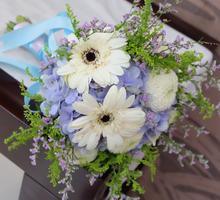 Anastasia's wedding bouquet by Seed & Stem