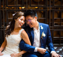 Xin Xiu's wedding photography by Amanda Cheong~Make-up Artist