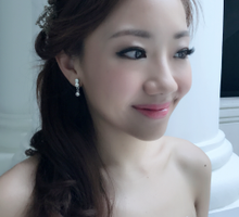 Wedding makeup  by PonnieHsu Makeup Studio