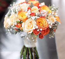 Jessica's Wedding by glasshouse FLORIST