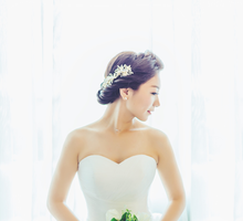 M&L pre wedding shoot by Cocoon makeup and hair