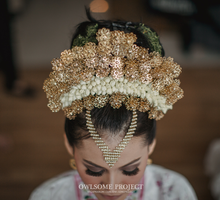 Akad Nikah Putri Avicenna & Andrea Baskoro by Christina Martha