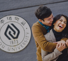 Campus Love Story - Sisi & Mike by Gusde Photography