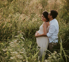 Yin's maternity shoot  by The Style Atelier Singapore