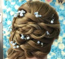 Hair style by PonnieHsu Makeup Studio