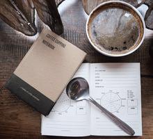 Notebook for Kopikina  by ZEITGEIST