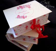 Bride/Bridesmaid's Box by One Last Fling