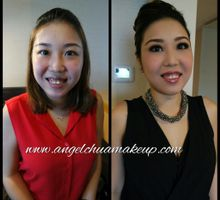 Females Makeover 2 by Angel Chua Deaf Makeup
