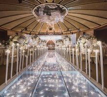 Li Qing & Justin by Spellbound Weddings