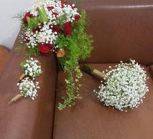 Handbouquet Rusctic by nanami florist
