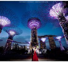 Evelin + Andri | Singapore| PREWEDDING PHOTO SESSION by Thepotomoto Photography