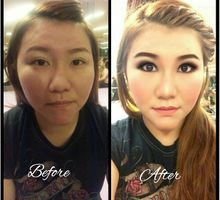 Test Makeup For Ms. Merit by Yuliana Makeup Atelier