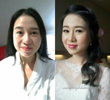 All Brides Makeup & Hairdo By Angel Chua 6 by Angel Chua Deaf Makeup