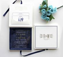 Rini & Wirawan by Vinas Invitation