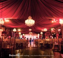 Sangeet Decoration by Butterfly Event Styling