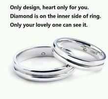 Tiaria Wedding Ring 1 by TIARIA