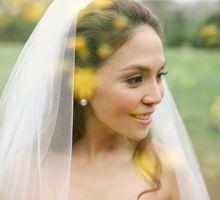Naturally Beautiful Brides by Jasmine Mendiola by Team Benitez Photo