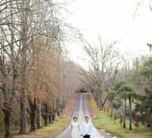 Dannie & Andrew Engagement Session by We Are Origami Photography