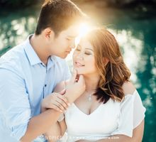 Jakarta Prewedding session by EL by Monopictura