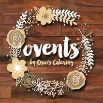 OVENTS by Osio's ( Catering & Wedding Planning )
