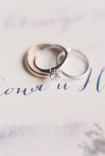 the big trend of small engagement rings 007 - Small Wedding Rings