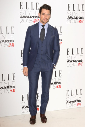 Top 10 suit styles on model David Gandy - Bridestory Blog