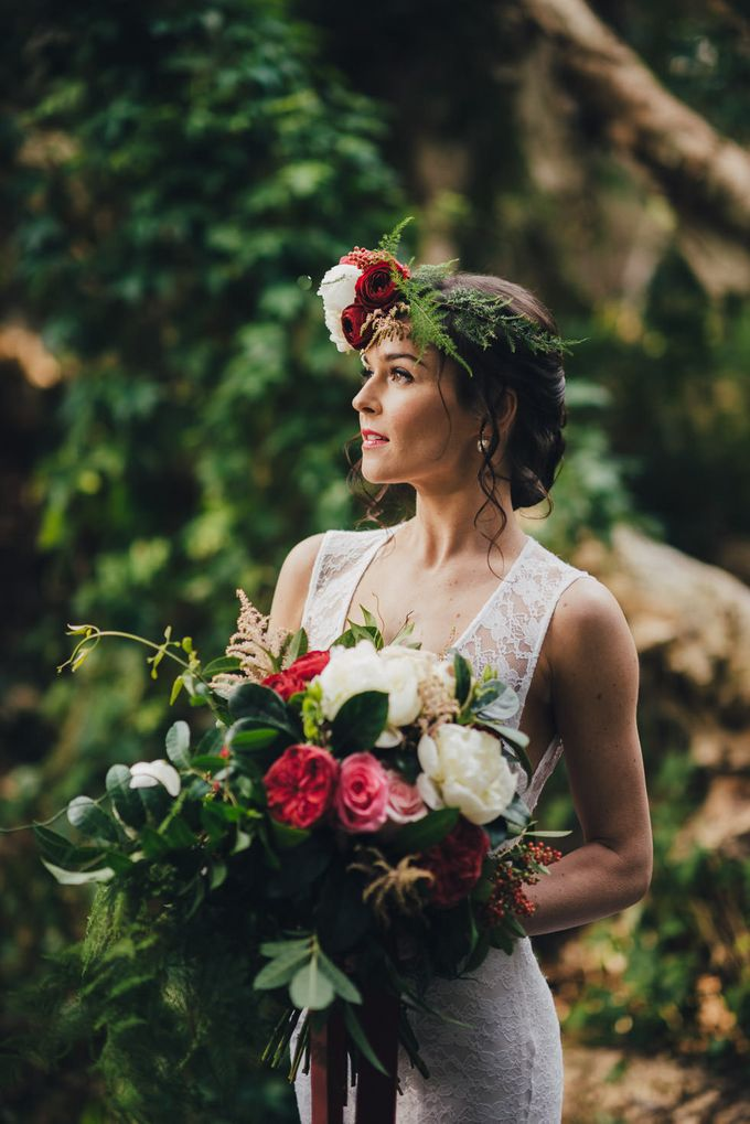 Bits and Blooms Styled Shoot by iZO Photography - 003