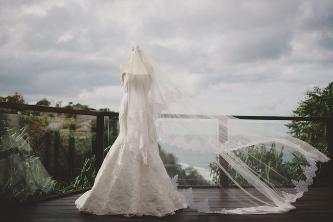 Eduardo & Margareta @ Ungasan Clifftop Villa Ambar by Bali Dream Day - 001