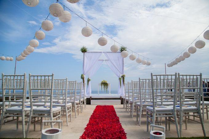 Deke & Kirstie by Bali Exotic Wedding Organizer - 002
