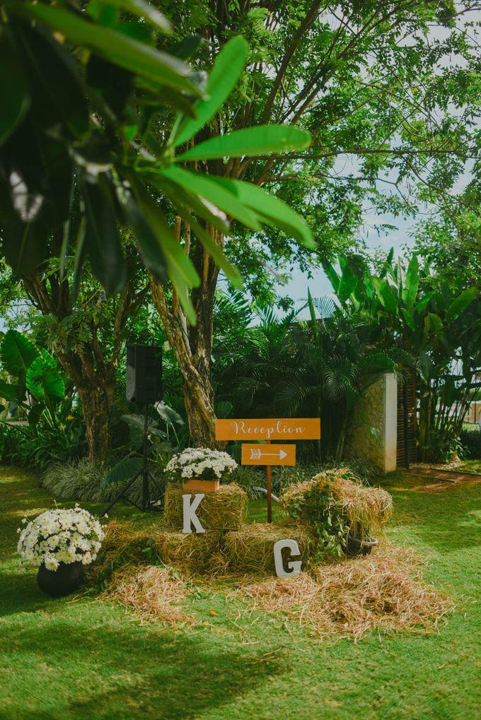 Keat & Georgiana @ Pandawa Cliff Estate by Bali Dream Day - 003
