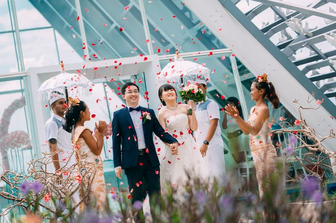 JJ & WN Wedding at The White Dove Chapel Banyan Tree by Max.Mix Photograph - 011