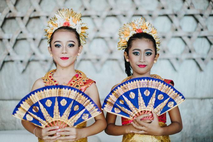 Paul & Lauri @ Villa Latitude by Bali Dream Day - 004