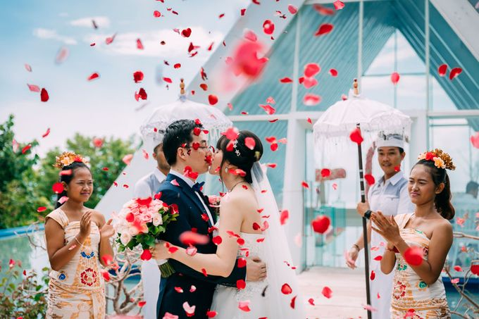 JJ & WN Wedding at The White Dove Chapel Banyan Tree by Max.Mix Photograph - 012