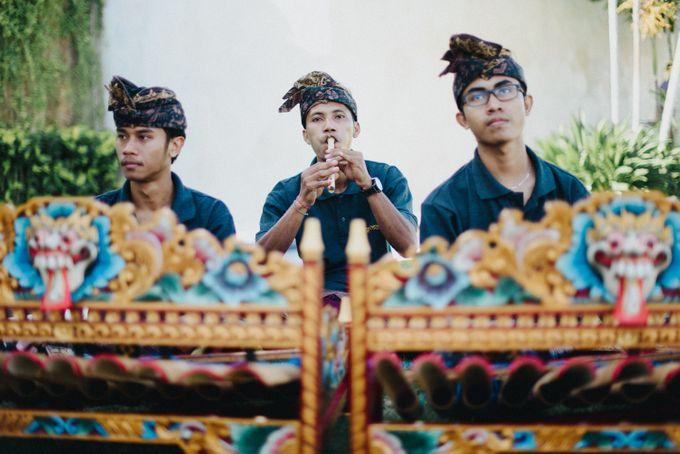 Paul & Lauri @ Villa Latitude by Bali Dream Day - 005