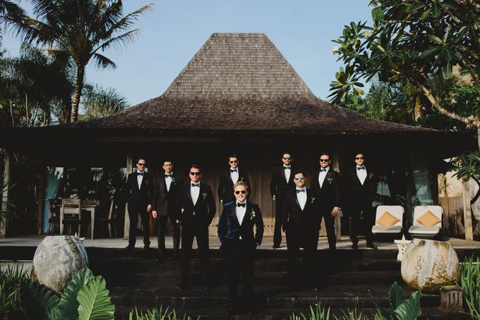 Ed & Fern @ Khayangan Estate by Bali Dream Day - 007