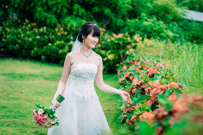 JJ & WN Wedding at The White Dove Chapel Banyan Tree by Max.Mix Photograph - 017