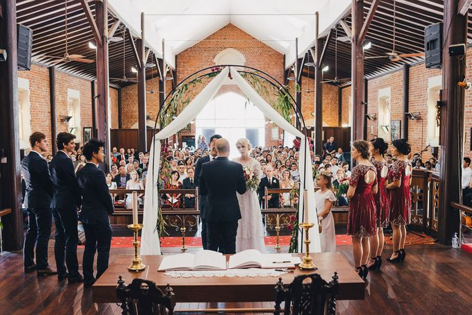 Tim and Laura Wedding by iZO Photography - 013