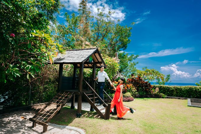 JJ & WN Wedding at The White Dove Chapel Banyan Tree by Max.Mix Photograph - 023