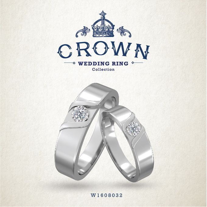 add to board crown wedding ring by adelle jewellery 012 - Crown Wedding Ring