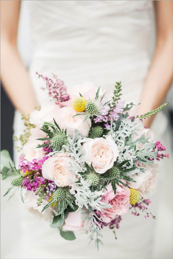 SPELLBOUND WEDDING BOUQUET by Spellbound Weddings - 003