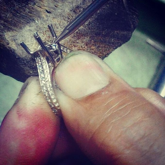 Engagement Rings by CW Jewels - 046