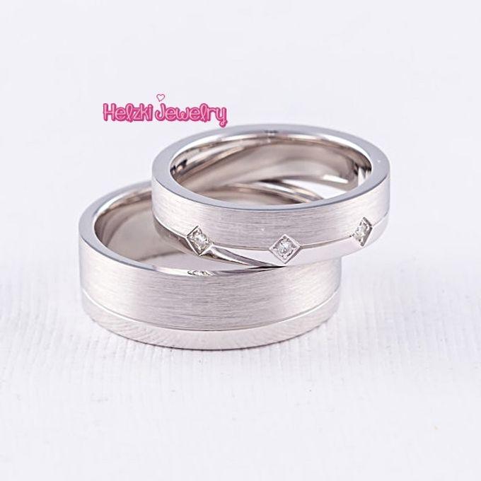 add to board simple and elegant wedding rings by helzki jewelry 010 - Elegant Wedding Rings
