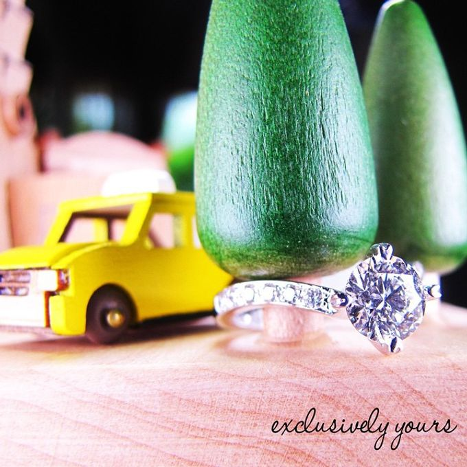 Engagement Rings by CW Jewels - 032