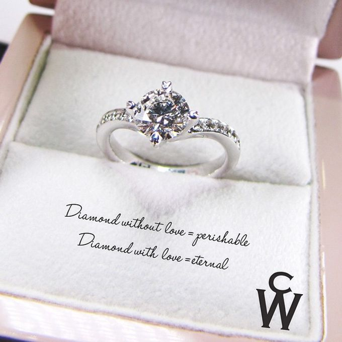 Engagement Rings by CW Jewels - 031