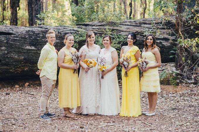 Alyssa and Teela Wedding by iZO Photography - 020