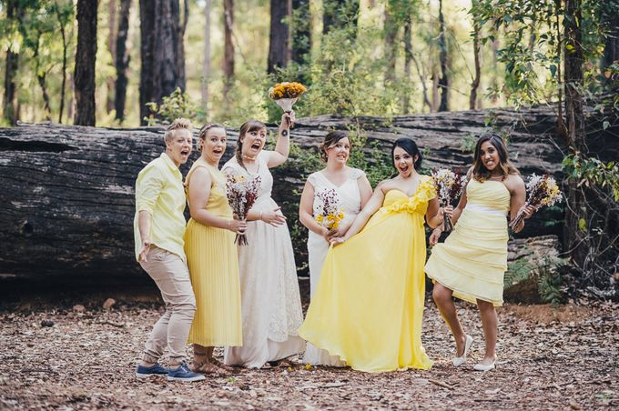 Alyssa and Teela Wedding by iZO Photography - 022