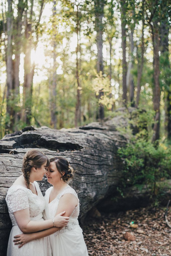 Alyssa and Teela Wedding by iZO Photography - 027