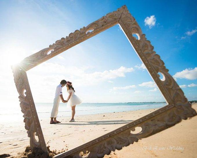 Pra wedding photos by Bali Exotic Wedding by Bali Exotic Wedding Organizer - 004